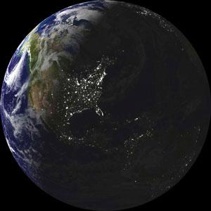 Earth_from_Space_Globe_glow_in_dark