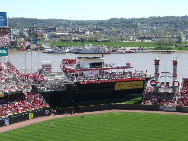 Cincy great american ballpark