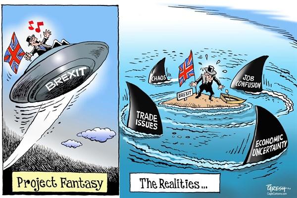 Brexit Fantasy Reality