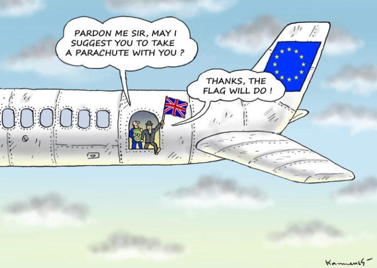 Brexit- Flag