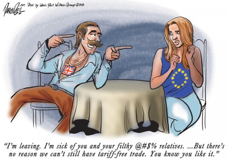 Brexit-Hookup