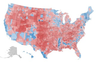 What This 2012 Map Tells Us About America, and the Election ...