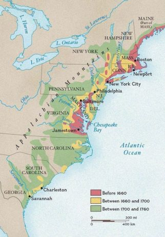 Growth of Colonial Settlement – GEOGRAPHY EDUCATION